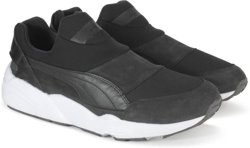 ab2fa565de84 Puma TRINOMIC SOCK NM X STAMPD Sneakers For Men - Buy Puma Black ...