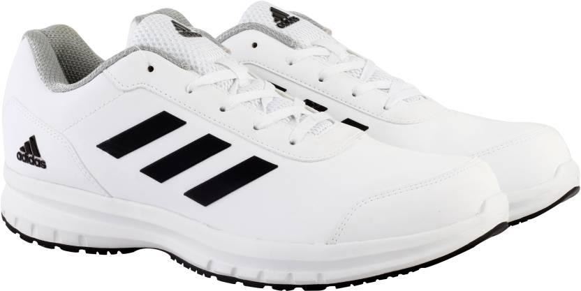 adidas galactus syn scarpe da corsa per gli uomini comprano ftwwht / cblack / ftwwht