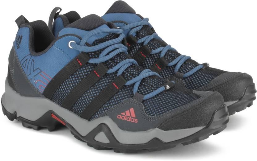 a02ccc77f390 ADIDAS AX2 Outdoor Shoes For Men Buy DKGREY CORBLU CBLACK SCAR