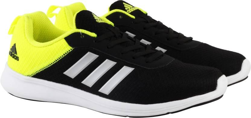 adidas adispree 10 m per gli uomini comprano scarpe nere / metsil / syello