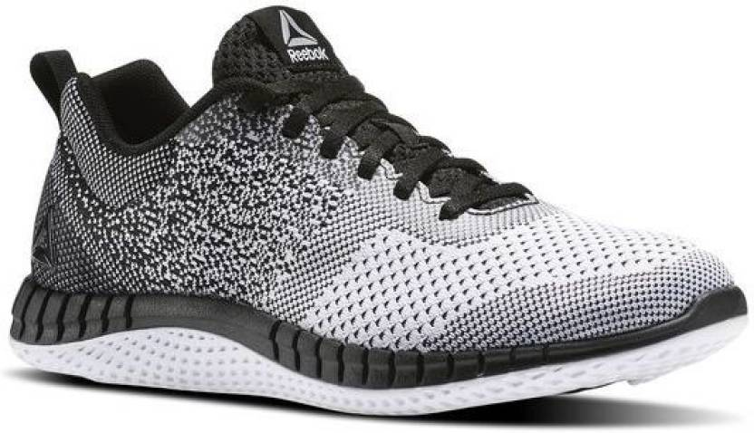 62d95134be5659 REEBOK RBK PRINT RUN PRIME ULTK Running Shoes For Men (Black)