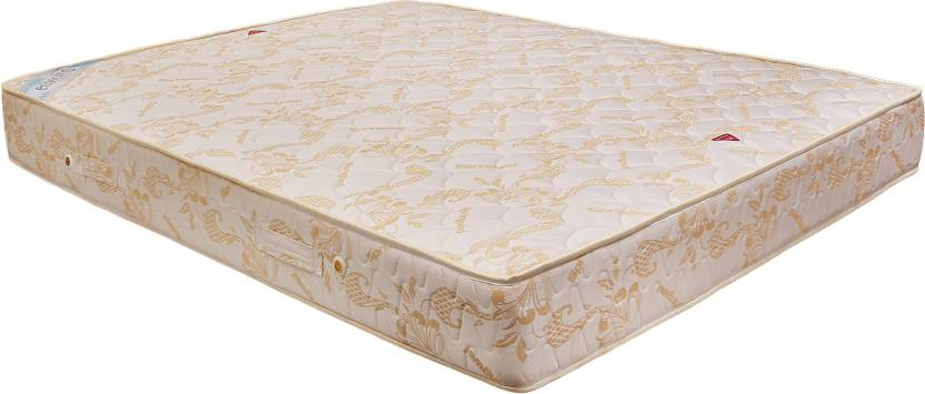 mattress. Simple Mattress Springwel Ecosoft 6 Inch King Pocket Spring Mattress And