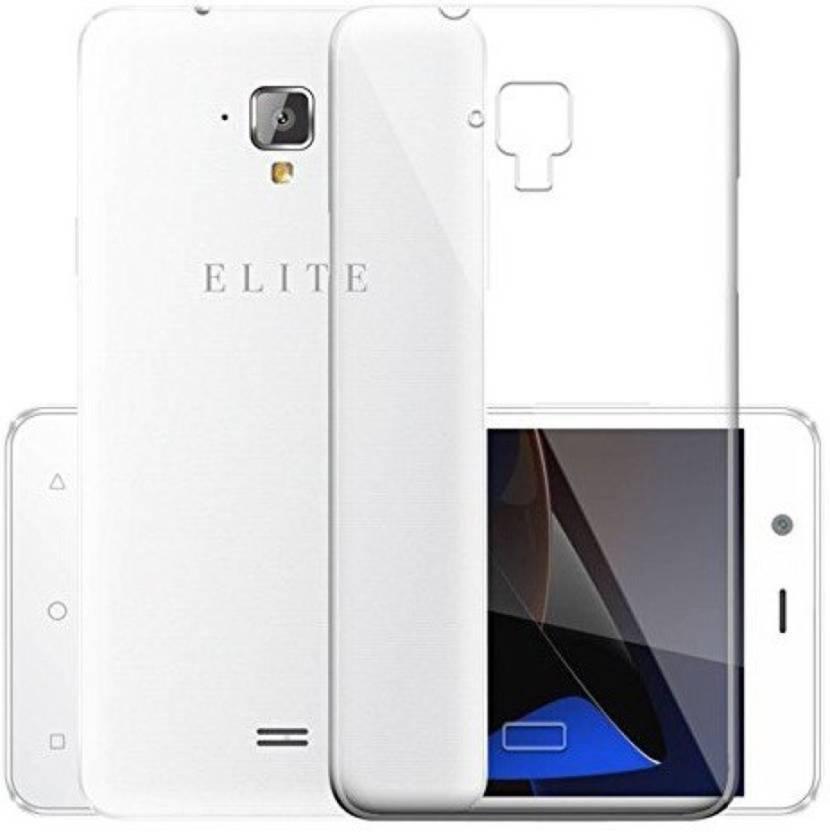 BLUEPRIDE Back Cover for Swipe Elite 4G