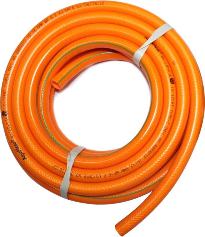 AquaHose Water Hose Orange (12.5mm ID) (1/2 ) -  sc 1 st  Flipkart & AquaHose Water Hose Orange (12.5mm ID) (1/2