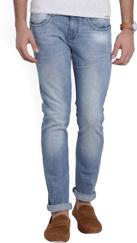 d13389f2 Wrangler Skinny Men's Light Blue Jeans - Buy JSW-LIGHT WASH Wrangler Skinny  Men's Light Blue Jeans Online at Best Prices in India | Flipkart.com