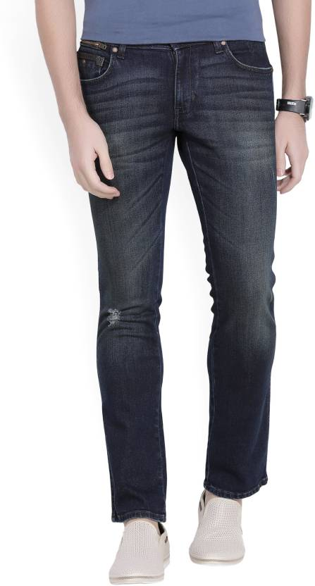 434e7094 Wrangler Slim Men's Blue Jeans - Buy JSW-DARK STONE Wrangler Slim Men's  Blue Jeans Online at Best Prices in India | Flipkart.com