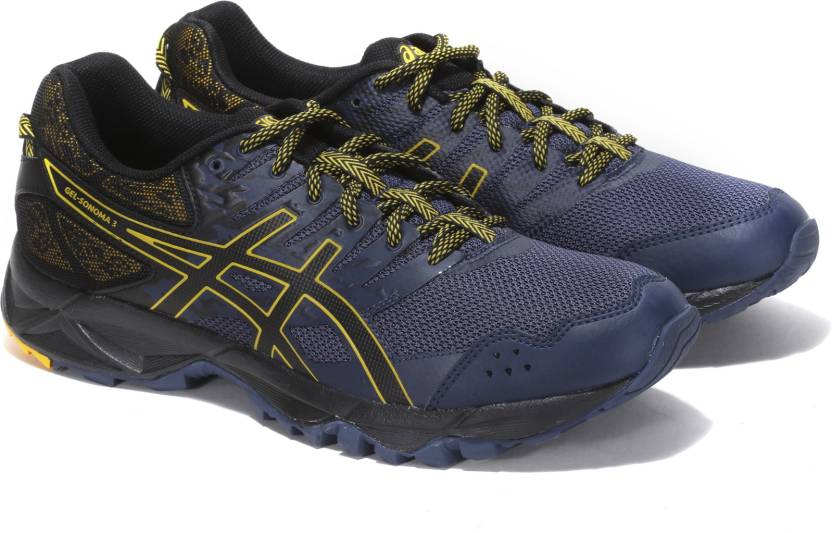a3c22b197e7 Asics GEL-SONOMA 3 Running Shoes For Men - Buy INSIGNIA BLUE Color ...
