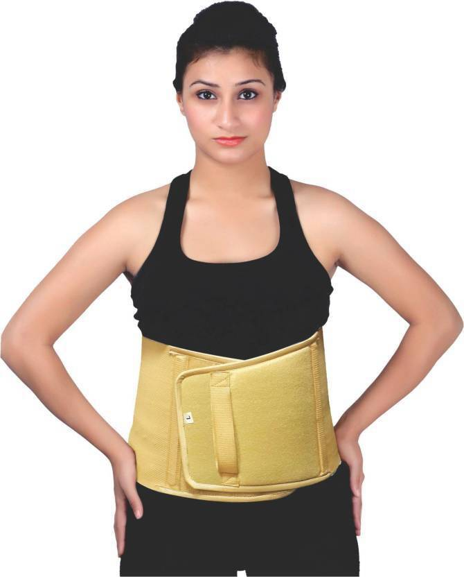 ef08d4f4ba selva front FAST SLIMMING BELLY FAT BURNER ABDOMEN SUPPORT BELT Slimming  Belt