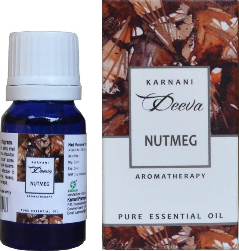Karnani Deeva Nutmeg Essential Oil