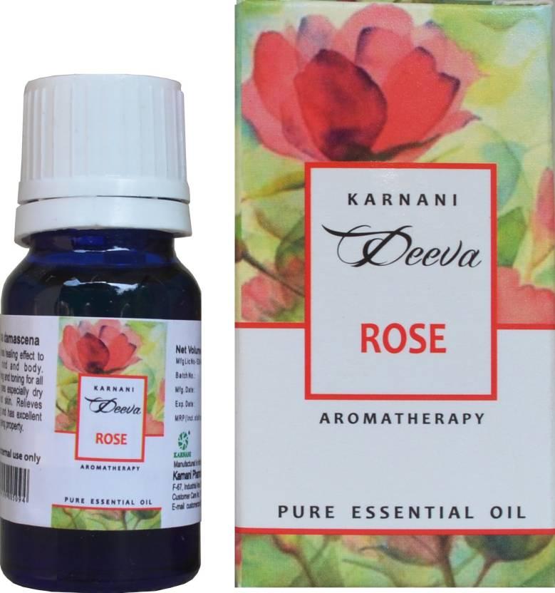 Karnani Deeva Rose Essential Oil