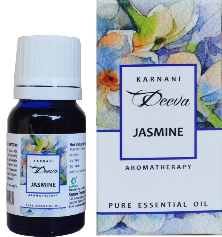 Karnani Deeva Jasmine Essential Oil