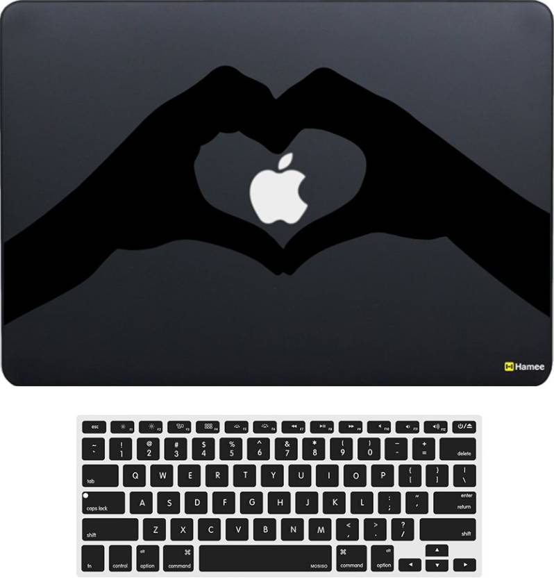 separation shoes b6f08 6e026 Hamee Apple MacBook Air 13 inch cover with Keyboard Skin Combo 232 ...