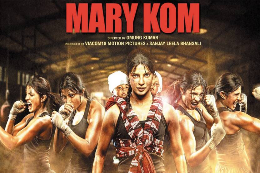 Image result for mary kom poster