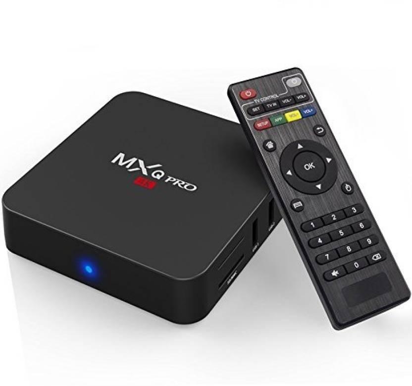 Microware MXQ PRO 4K Android 5 1 Smart TV Box Amlogic S905