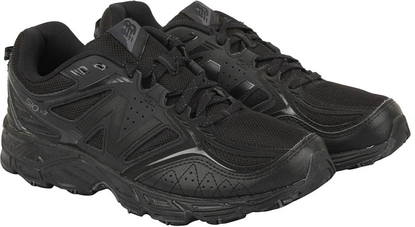 39c837da16869 New Balance Men's MT510CB3 Black Running Shoes 7 Running Shoes For Men  (Black)