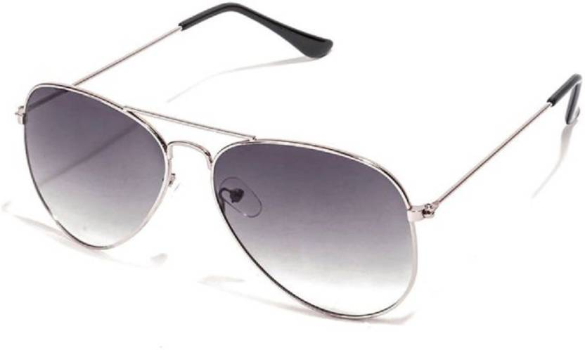 636a85638b Buy Randier Aviator Sunglasses Black For Men   Women Online   Best ...
