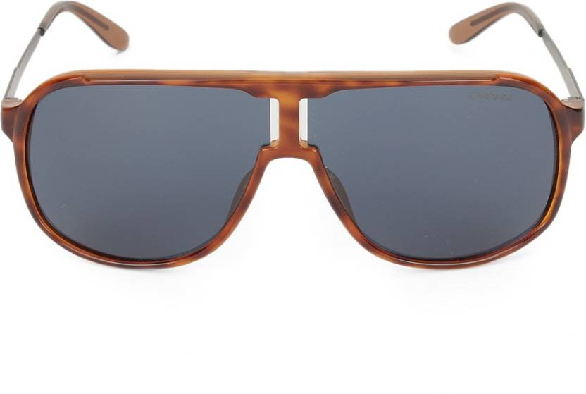 4bc7ab1445 Buy Carrera Aviator Sunglasses Blue For Men Online @ Best Prices in ...