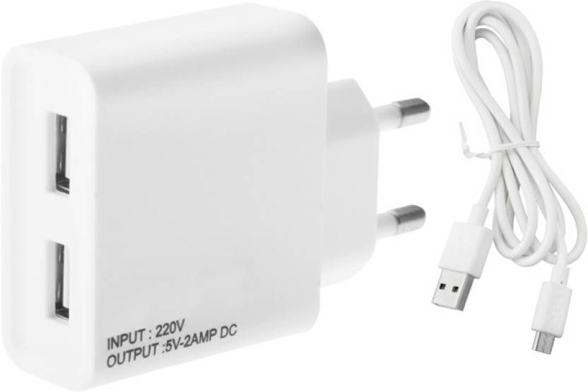 ESN 999 Wall Charger Accessory Combo for Samsung Galaxy S7 Edge White