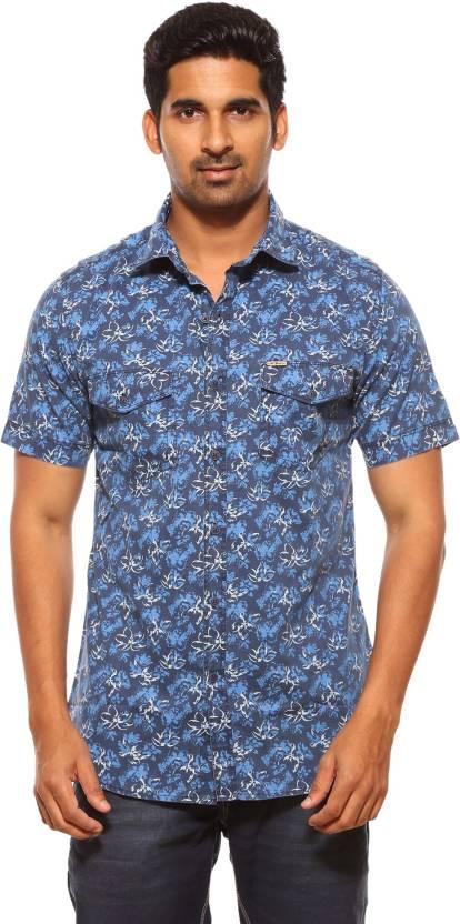4377f329747 SUMMER LINE Men Printed Casual Shirt - Buy SUMMER LINE Men Printed Casual Shirt  Online at Best Prices in India
