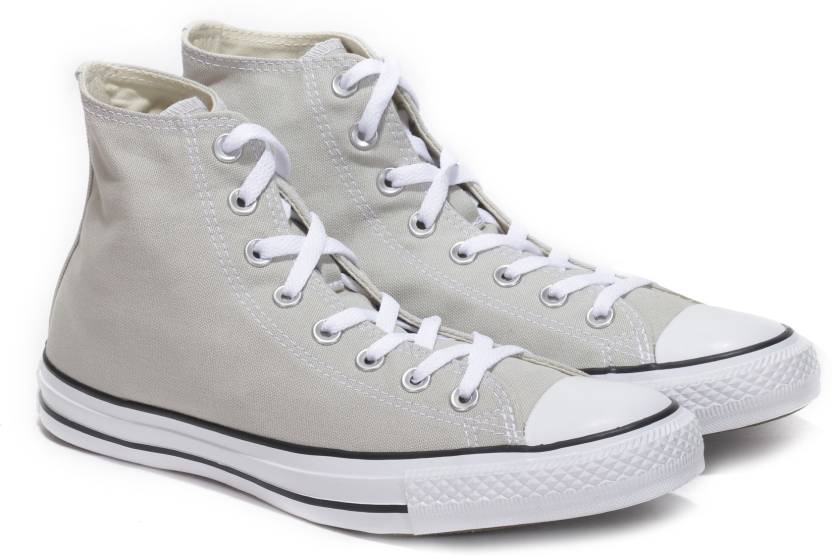 afaf4e0b6da40c Converse High Ankle Sneakers For Men - Buy Grey Color Converse High ...