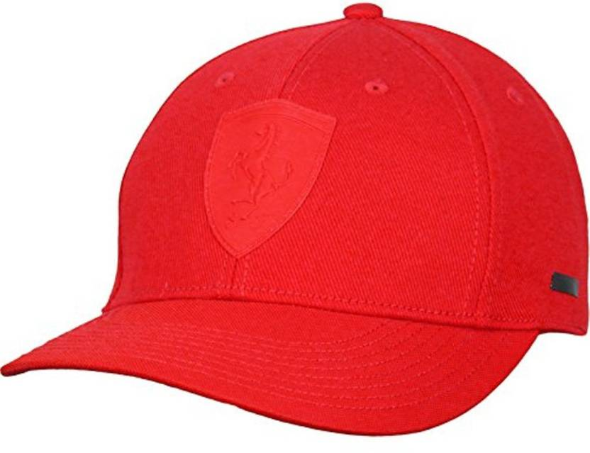 Puma Ferrari LS Mansion BB Cap Cap - Buy Puma Ferrari LS Mansion BB Cap Cap  Online at Best Prices in India  355b9de69fb