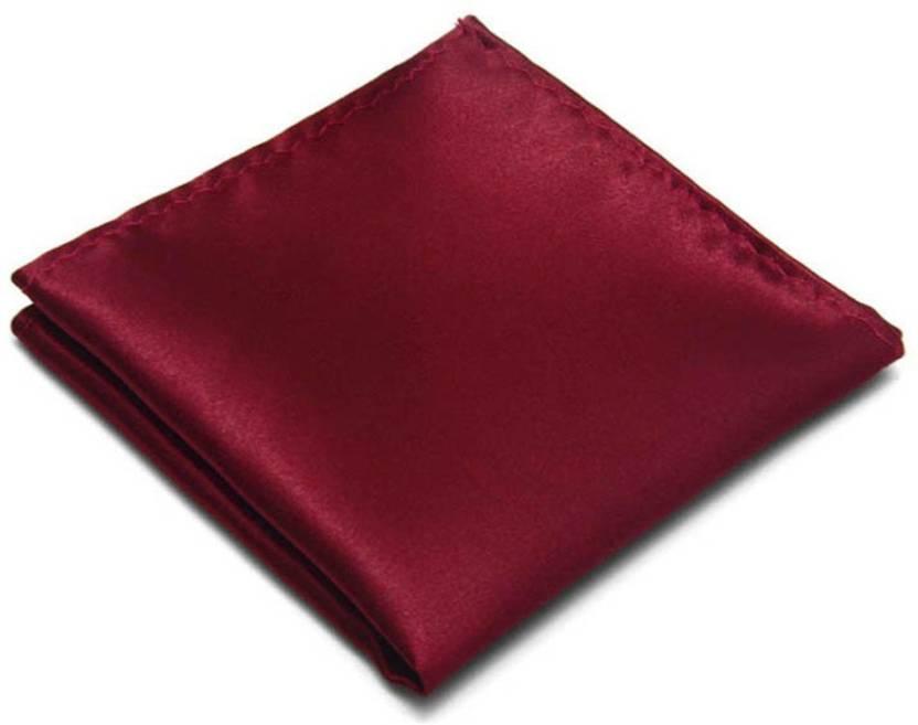 5576833ca0f7a Verceys Solid Silk, Satin Pocket Square Price in India - Buy Verceys Solid  Silk, Satin Pocket Square online at Flipkart.com