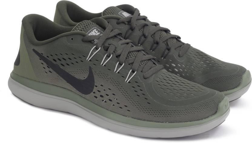 58d80a363b9e6 Nike FLEX 2016 Running Shoes For Men - Buy SEQUOIBLACK Color Nike ...