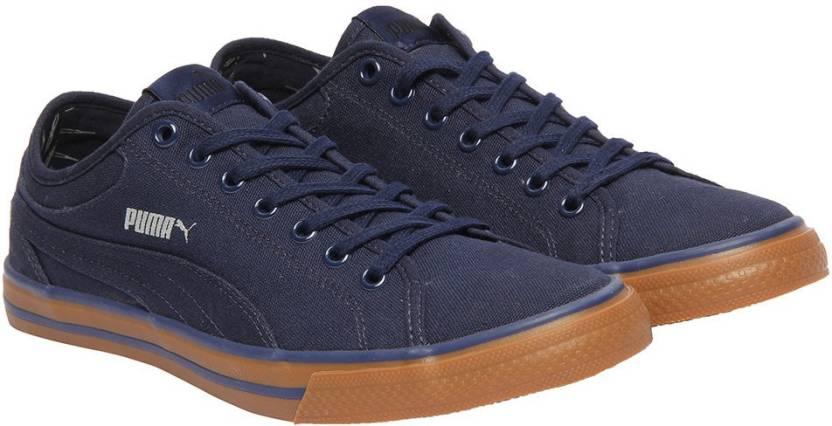 9987b6d02818 Puma Canvas Shoes For Men - Buy Puma Canvas Shoes For Men Online at ...