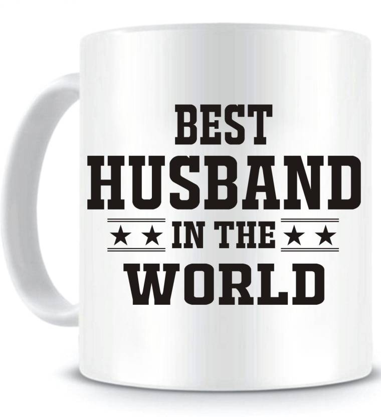 Skads Best Husband In The World Coffee Mug Ceramic Mug Price In