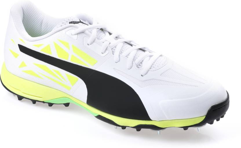 4e9f9e62bcc057 Puma evoSPEED 1.5 Cricket Spike Training   Gym Shoes For Men - Buy ...