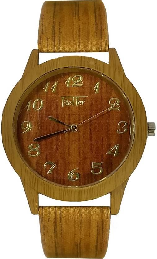 Beller Rosewood Style Watch For Men Buy Beller Rosewood Style