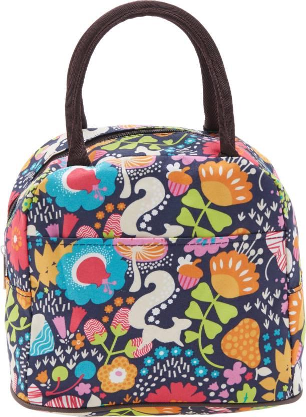 Ez Life Cute Carry Bag Hy Flowers Multi Waterproof Shoulder
