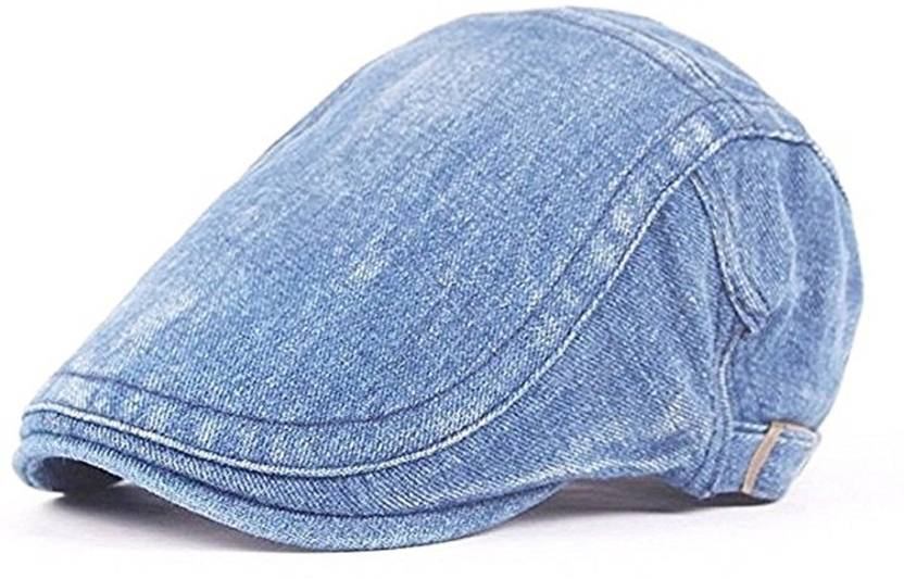 ZACHARIAS Solid Denim Golf Cap - Buy ZACHARIAS Solid Denim Golf Cap Online  at Best Prices in India  d75d1d0e582