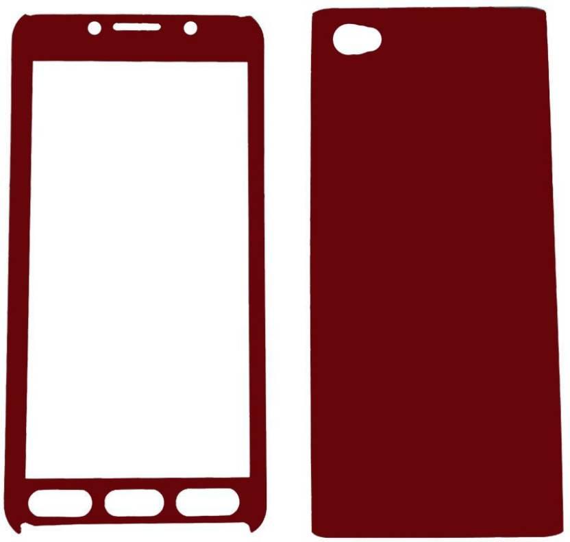 half off bfa6e 6b011 iZAP Front & Back Case for Vivo Y55 / Y55L - iZAP : Flipkart.com