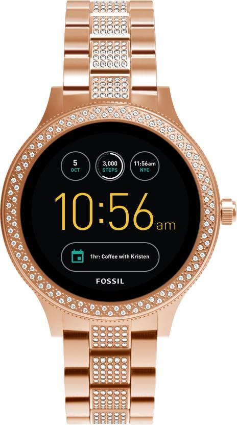 Fossil Gen 3 Q Venture Rose Gold Smartwatch