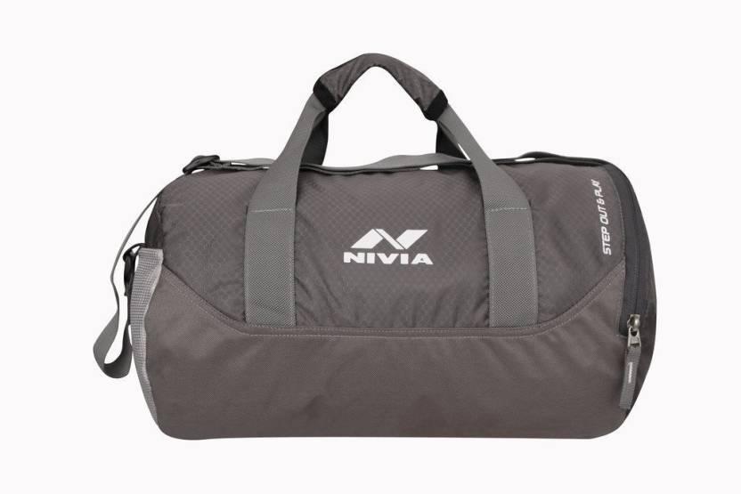 0751dae5db56 Nivia Beast Gym Bag- 4 Gym  Fitness - Buy Nivia Beast Gym Bag- 4 Gym ...