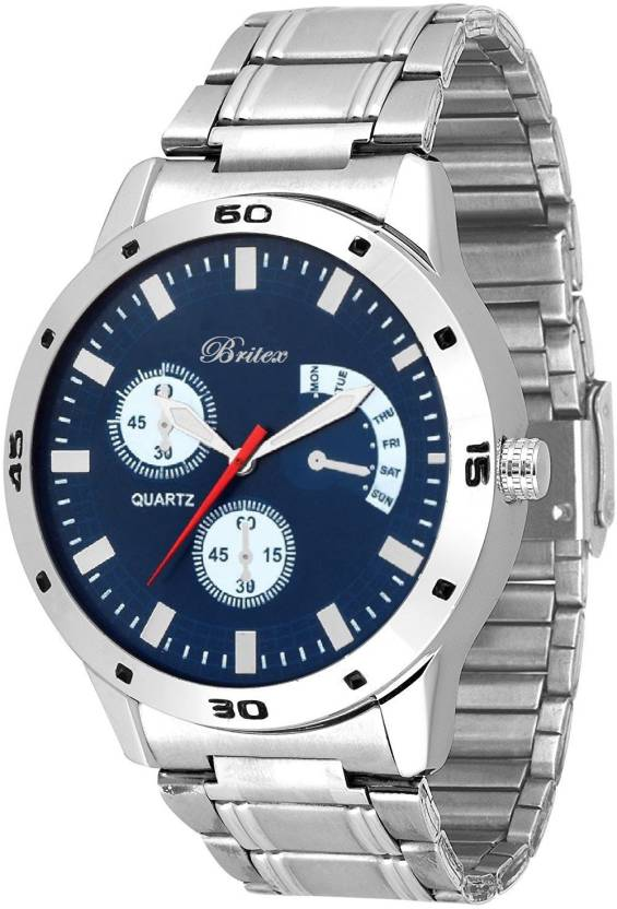 Britex BT6074 Continental Watch - For Men