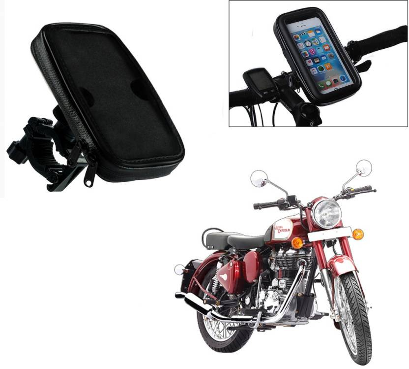 Auto Pearl Royal Enfield Classic 350 Bike Mobile Holder