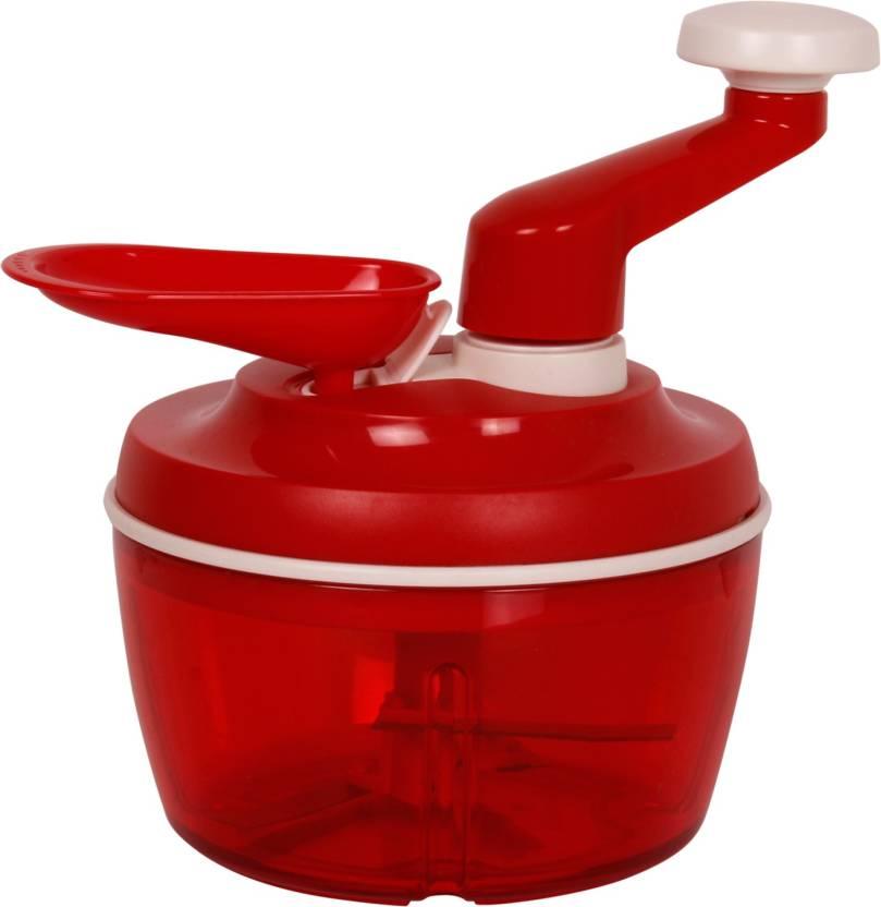 Verwonderlijk Tupperware Quick Chef 1.5 liter Red Chopper Price in India - Buy HJ-98