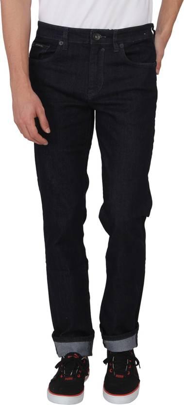 1673e1f3d6 Calvin Klein Skinny Men Blue Jeans - Buy Calvin Klein Skinny Men ...