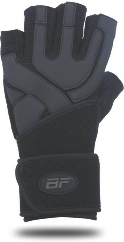 Biofit Hardcore Wrist Wrap Gloves 1160 Gym Fitness Gloves Xl