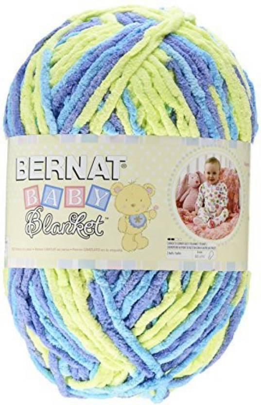 338597342 Spinrite Bernat Baby Blanket Yarn