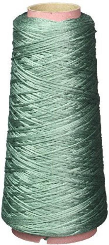 Dark Fern Green DMC 6-Strand Embroidery Cotton Floss