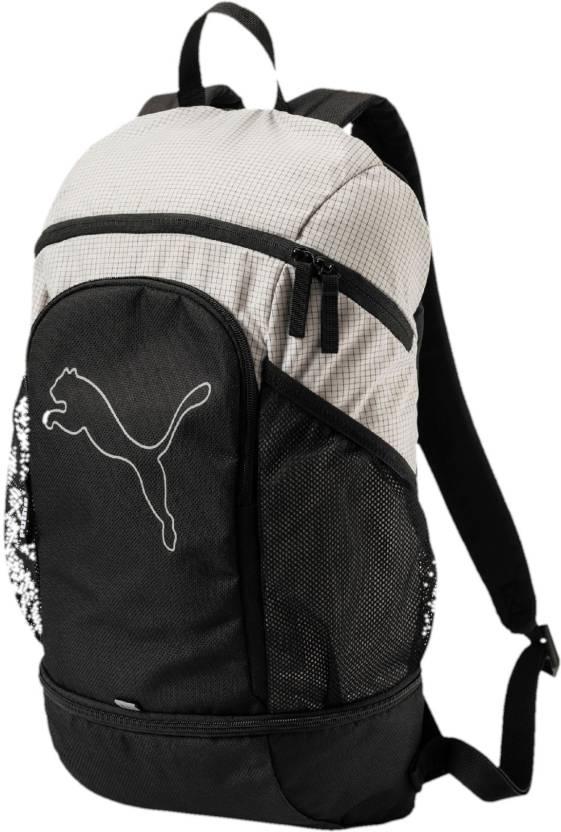 3e1fb66da82 Puma Echo Special 23 L Backpack Grey - Price in India | Flipkart.com