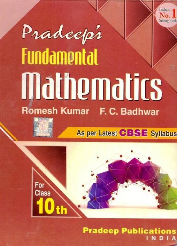Pradeep Fundamental Chemistry For Class 10 For Free