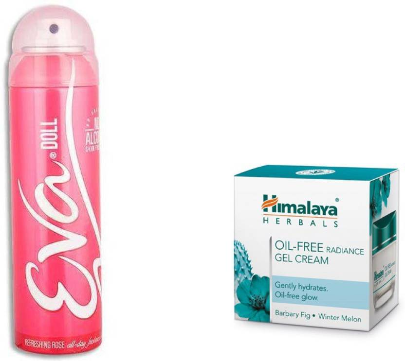 279f6e6e2c01 Himalaya oil free radiance gel cream, eva deo Price in India - Buy ...