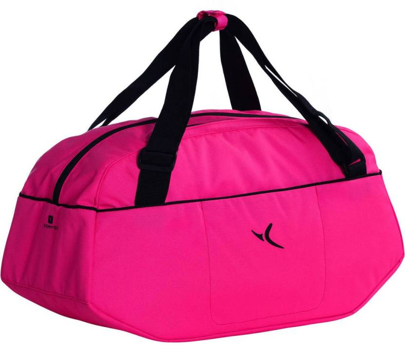 DOMYOS by Decathlon Fitness Training Gym Bag Pink - Price in India ... b40b012f0773c