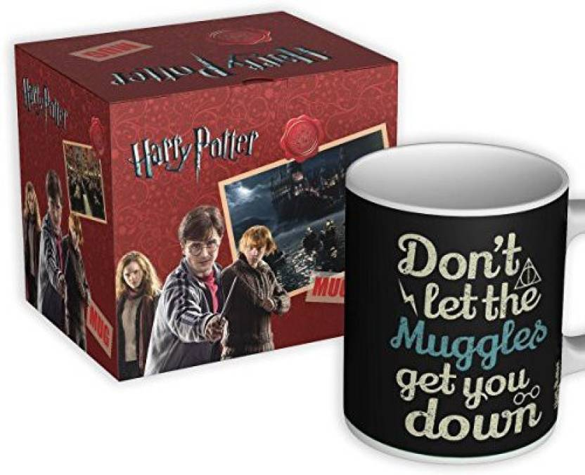 Mc Sid Razz Official Harry Potter Gles Coffee