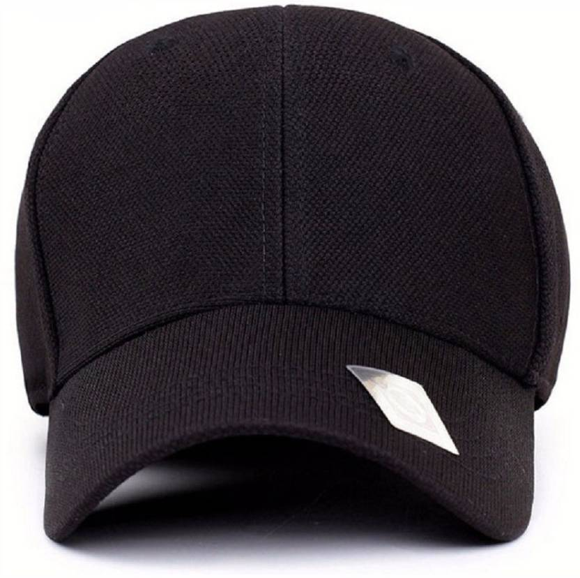 f215328733c Huntsman Era Flexfit Strechable Fitted Baseball Cap - Buy Huntsman Era  Flexfit Strechable Fitted Baseball Cap Online at Best Prices in India