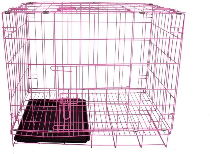 Foodie Puppies Imported High Quality Dog Cage For Dog With Removable